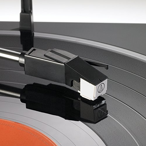 Audio Technica AT-LP60BK-BT Bluetooth Auto Turntable System - Black