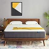 King Mattress, Sweetnight 12 Inch King Size Mattress Medium Firm, Ventilated Memory Foam...
