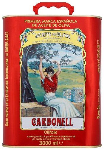 讃陽食品工業 カルボネール オリーブオイル 3L [1849]
