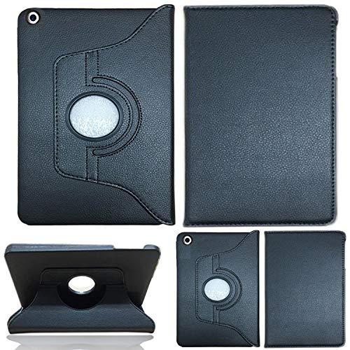 Roba de Cellulare Huawei MediaPad M3 Lite 10 Custodia Cover, Custodia in Pelle PU di Lusso a 360 Gradi con Funzione di Supporto per Huawei Mediapad M3 Lite 10 (Black)
