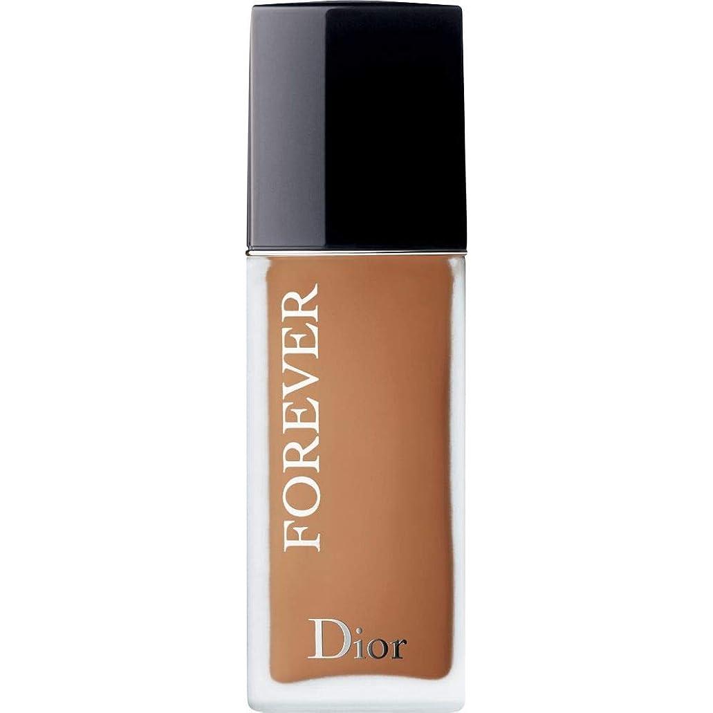 マニアステップ駅[Dior ] ディオール永遠皮膚思いやりの基盤Spf35 30ミリリットルの5ワット - 暖かい(つや消し) - DIOR Forever Skin-Caring Foundation SPF35 30ml 5W - Warm (Matte) [並行輸入品]