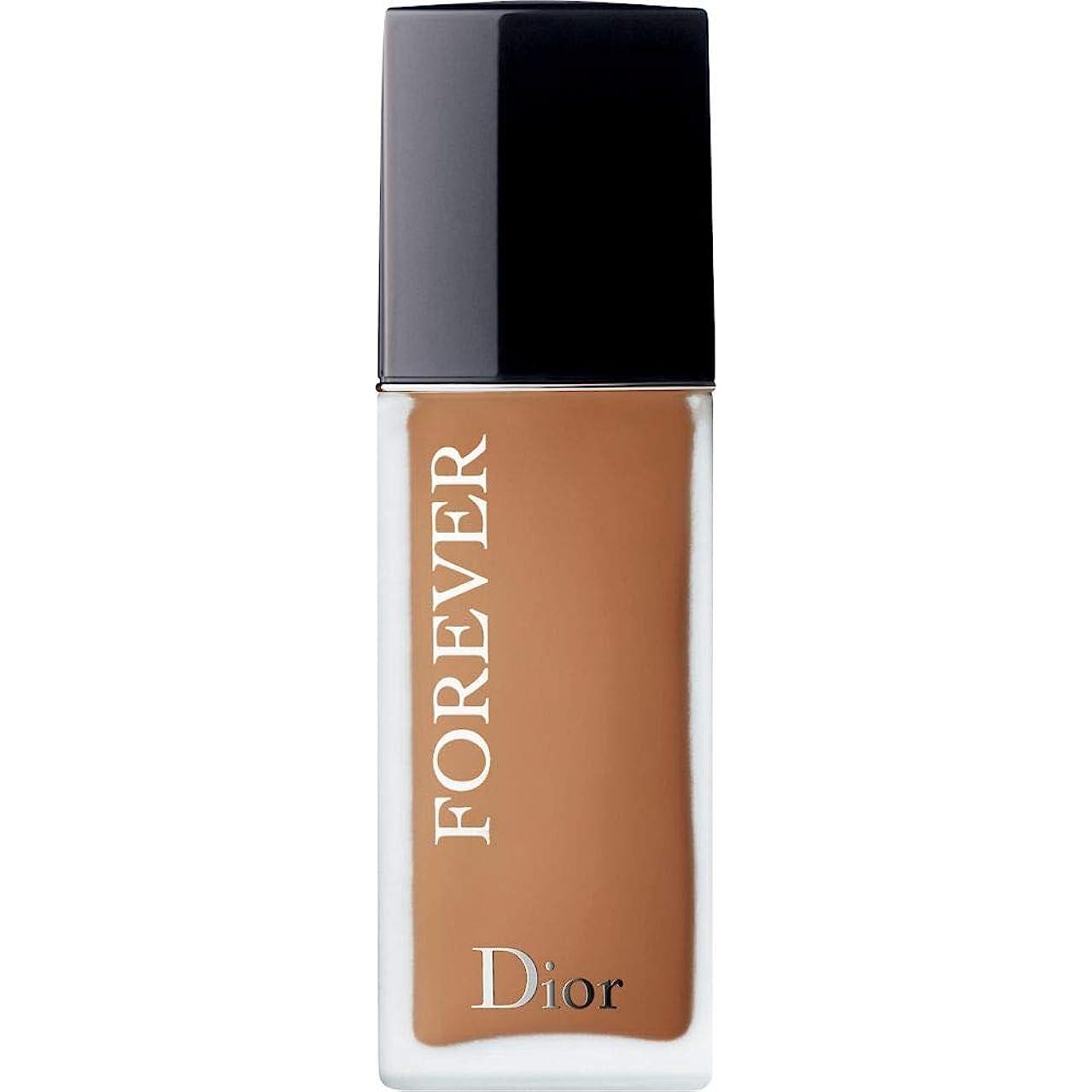排泄物ジョージスティーブンソン注意[Dior ] ディオール永遠皮膚思いやりの基盤Spf35 30ミリリットルの5ワット - 暖かい(つや消し) - DIOR Forever Skin-Caring Foundation SPF35 30ml 5W - Warm (Matte) [並行輸入品]