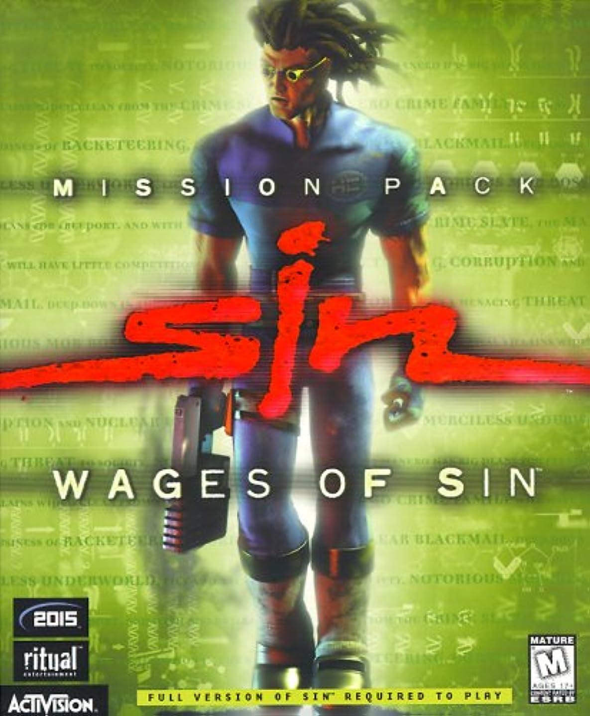 ペネロペ証明書機密Sin Mission Pack 1: Wages Of Sin (輸入版)