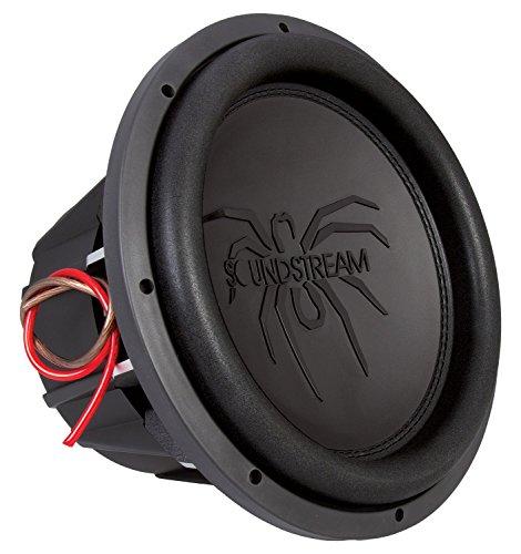 "Soundstream T5.152 2,600W 15"" Tarantula T5 Dual 2 Ohm Car Subwoofer,Black"
