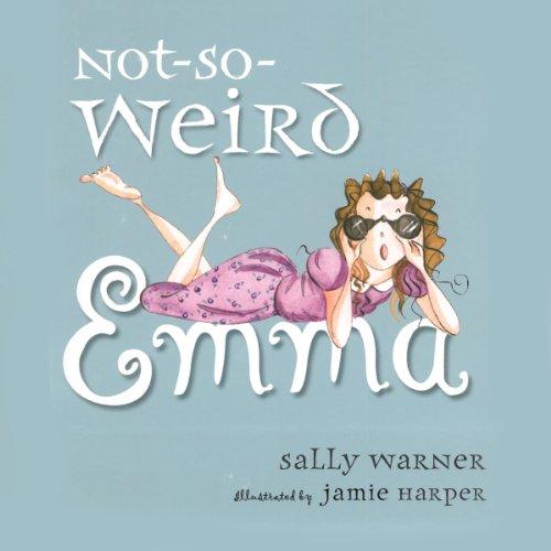 Couverture de Not-So-Weird Emma