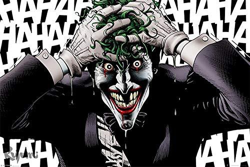 GB Eye, DC Comics, Killing Joke, Maxi Poster, 61x91.5cm