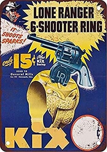 lone ranger ring - 8