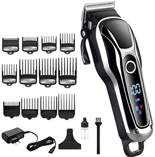Hair Cutter Pro Haar Scherpe Machine Kapsel Kapper Tool Professionele tondeuse Electric Hair Trimmer voor de Mens