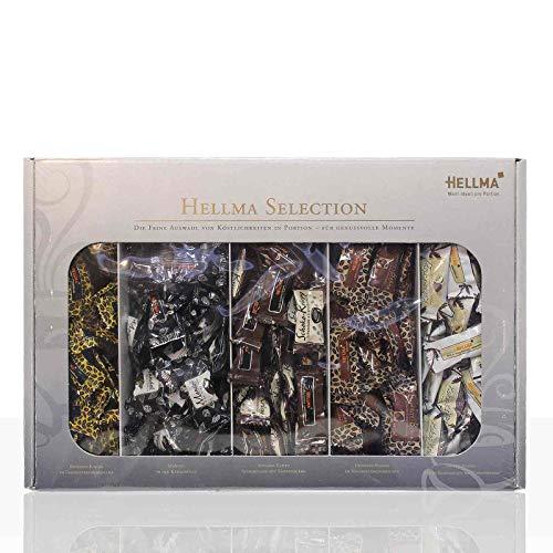 Hellma Selection, 5 Sorten, einzelverpackt - 200St.