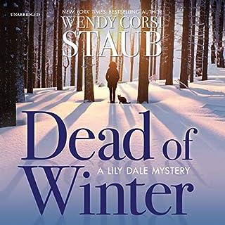 Dead of Winter audiobook cover art
