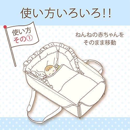 赤ちゃんの城『バッグdeクーファンパステルトーイ(6202)』