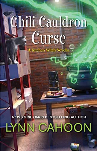 Chili Cauldron Curse (Kitchen Witch Mysteries) by [Lynn Cahoon]
