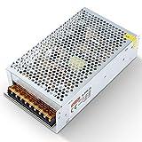 Kingwei Schaltnetzteil 12V 20A Netzteil Adapter Transformator 240W LED Trafo,Netzteil Trafo Schaltnetzteil für LED Streifen,AC 100V / 240V to DC 12V 20A 240W.