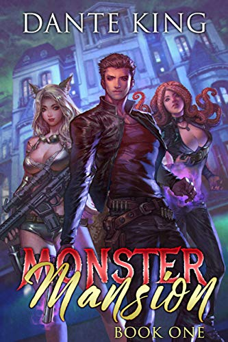 Monster Mansion: a Dungeon Core LitRPG (English Edition)