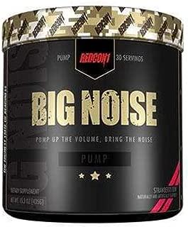 Redcon1 Big Noise, Watermelon, 11.1 Ounce