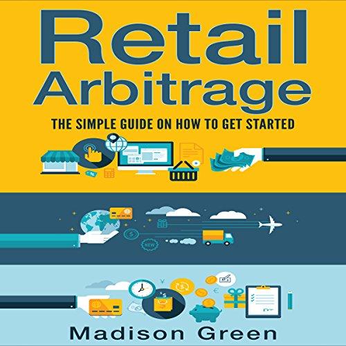 Retail Arbitrage audiobook cover art