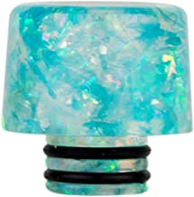 Satelliter 810 Drip Tips, 510 Drip Tip, Standard Resin Drip Tip Connector for Ice Maker Coffee Mod(510 H01)