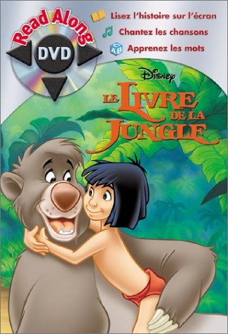 The Jungle Book (Disney Read-Along) [UK Import]