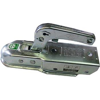 AK 7/V Mod/èle E Remorque attelage//remorque Boule dattelage pour remorque Single-axle sans Freins AL-KO Type