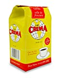 Cafe Crema Ground Coffee 14 Ounce (Pack of 6)