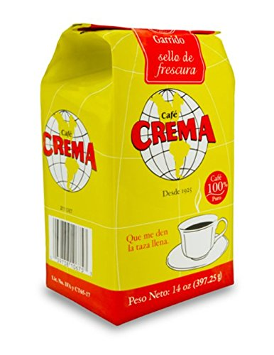 Cafe Crema Ground Coffee