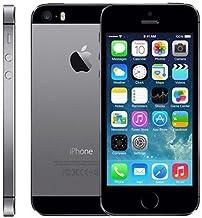 Apple iPhone 5S Smartphone 16GB (10,2 cm (4 Zoll) IPS Retina-Touchscreen, 8 Megapixel Kamera, iOS 7) Spacegrau (Generalübe...