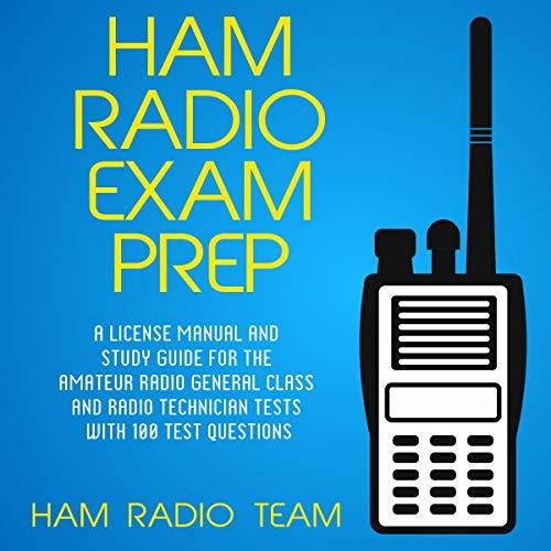 Ham Radio Exam Prep audiobook cover art