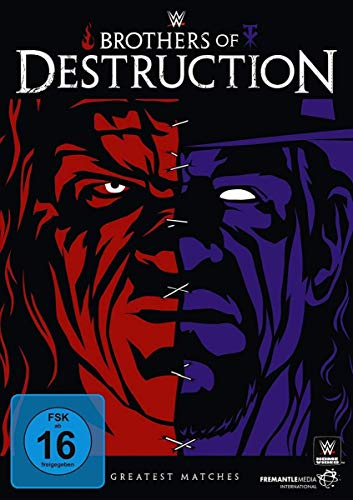 WWE - Brothers of Destruction: Greatest Matches