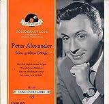 Seine größten Erfolge - Peter Alexander - Single 7