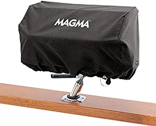 "Magma Cover for 9"" X 18"" Rectangular Grills, Jet Black"
