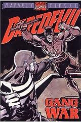 Daredevil: Gang War ペーパーバック