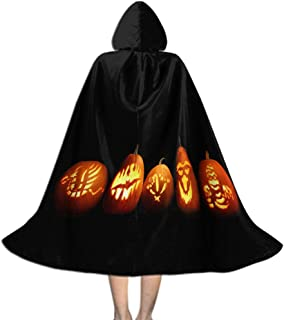 Hood Deluxe Cape Costume for Kids, for Cosplay Costumes Halloween Decoration