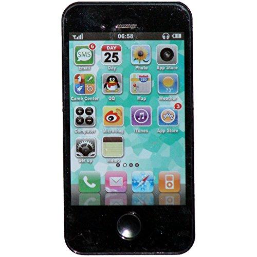 Spritzendes Smartphone Handy Scherzartikel spritzt Spritzpistole Telefon Wasserspritze