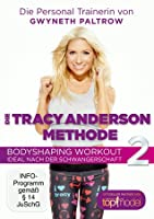 Die Tracy Anderson Methode - Bodyshaping Workout 2