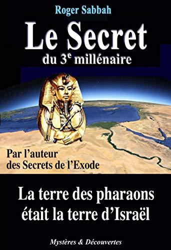 Cyfrinach y 3ydd Mileniwm: Gwlad y pharaohiaid oedd gwlad Israel