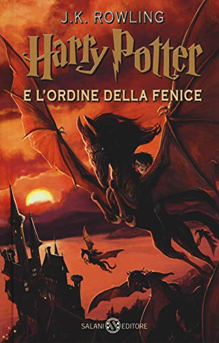 Harry Potter e l'Ordine della Fenice Tascabile (Vol. 5)