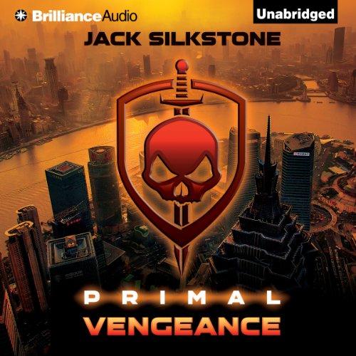 PRIMAL Vengeance audiobook cover art