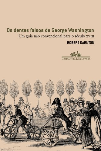 Os dentes falsos de George Washington