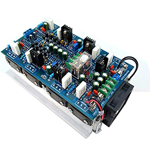 New Amplifiers Audio HiFi 2 .0 Stereo Amplifier Audio Dual Channel High Amplificador 500W+500W High ...