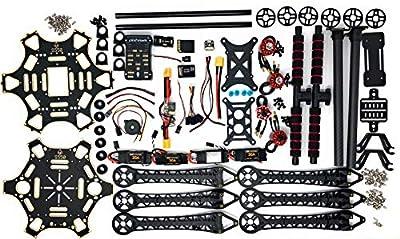 REC S550 DIY Hexacopter Drone Development kit (Value Pack) from REC Technology