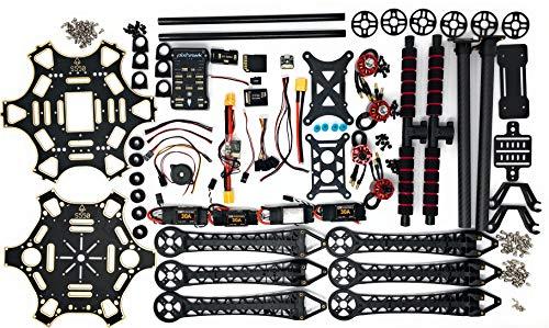 REC S550 DIY Hexacopter Drone Development kit (Value Pack)