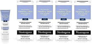 Neutrogena 露得清 抗皱晚霜 1.4盎司 (美国顺丰直邮包税) (4 Pack)