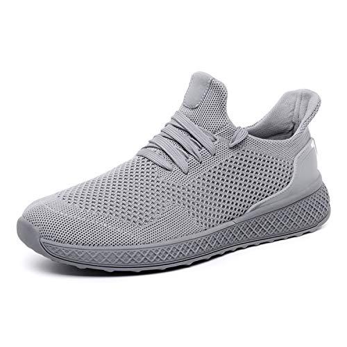 visionreast Herren Sportschuhe Ultra-leichte Bequeme Freizeitschuhe Atmungsaktive Mesh Turnschuhe Sneakers Sommerschuhe