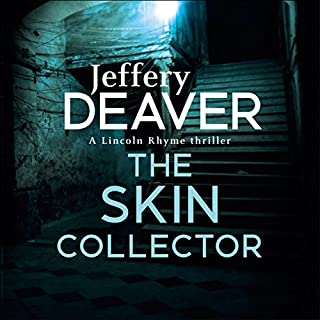The Skin Collector     Lincoln Rhyme, Book 11              By:                                                                                                                                 Jeffery Deaver                               Narrated by:                                                                                                                                 Jeff Harding                      Length: 13 hrs and 50 mins     365 ratings     Overall 4.3