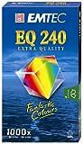 EMTEC VHS 240 EQ VHS-Videokassette