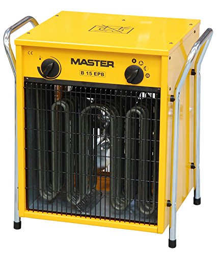 MASTER 4510077.0 Heizlüfter Elektro B 15 EPB