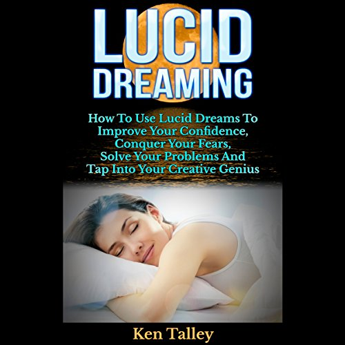 Lucid Dreaming audiobook cover art