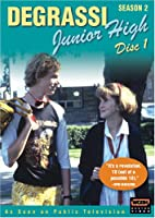 Degrassi Junior High: Season 2 Disk 1 [DVD]