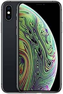 Apple iPhone XS Without FaceTime - 64GB, 4G LTE, Space Gray