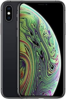 Apple iPhone Xs Max Without FaceTime - 512GB, 4G LTE, Space Gray